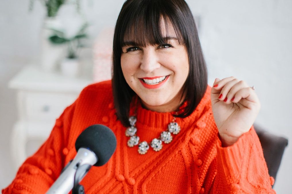 Episode 79. Jaclyn Mellone on the Don't Keep Your Day Job Podcast with Cathy Heller